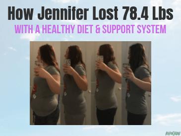 Jenifer 78.4 Weight Loss ft