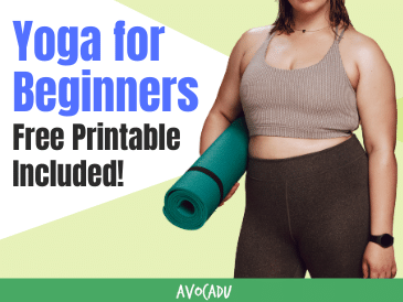 Yoga For Beginners: 7 Essential Poses (PDF Included!)