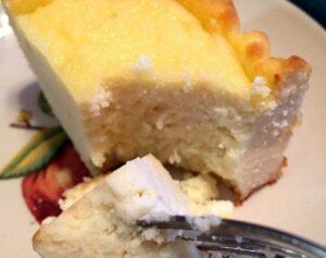 Keto Ricotta Cake