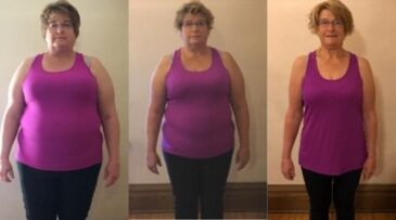 carrie weight loss