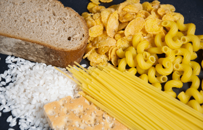 Carbs, High Carb Foods