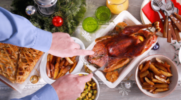 Holiday Meal, Insulin Resistance, Featured
