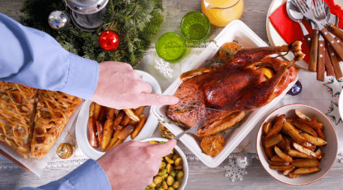 How to Survive the Holidays if You're Insulin Resistant