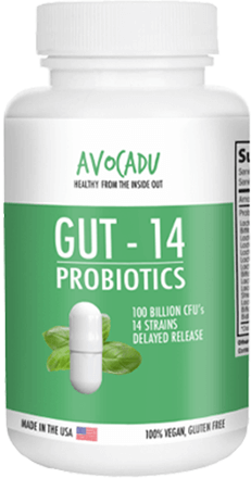 probiotic bottle
